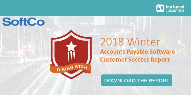 accounts payable software 'rising star'