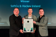 SoftCo wins Sports Sponsorship of the Year