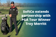 SoftCo Extends Partnership with PGA Tour Winner Troy Merritt