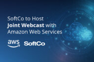 SoftCo to Host Joint Webcast with Amazon Web Services