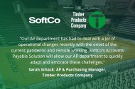 Timber Products Choose SoftCo for AP Automation