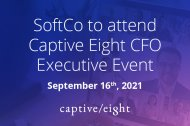 SoftCo to attend Captive Eight CFO Executive Event